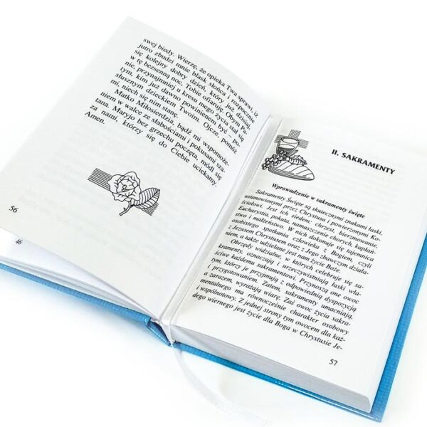 Modlitewnik chorego Bonus Liber Rzeszów