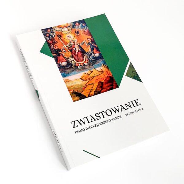 Zwiastowanie-29-2019-2-01 Druk książek Rzeszów Drukarnia Wydawnictwo
